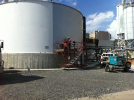 Installation and Maintenance Of Panel Tanks